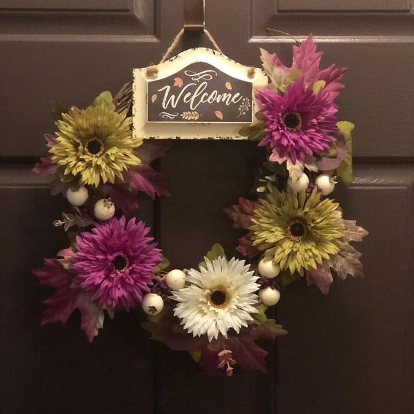 Christmas Wreath or Centerpiece