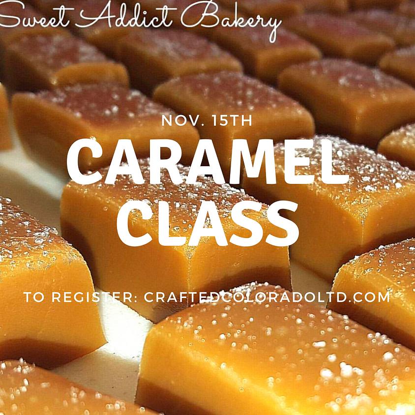 Gourmet Caramel Class - Fall Flavors