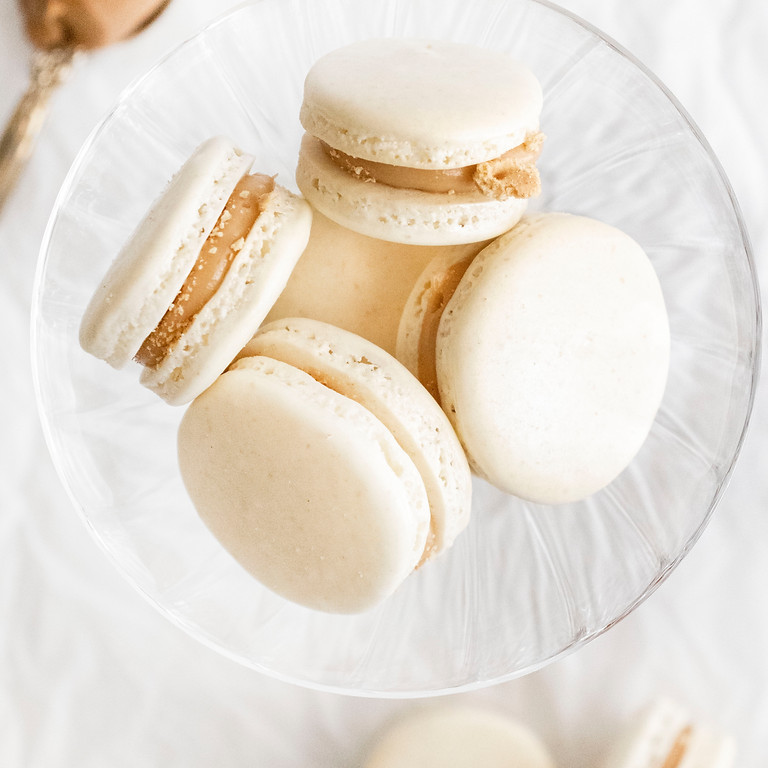 Traditional French Macarons Baking Class