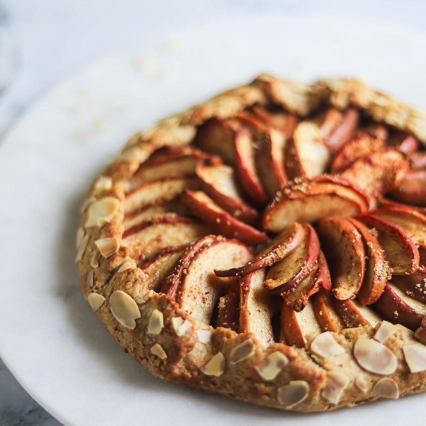 Apple Galette Baking Class