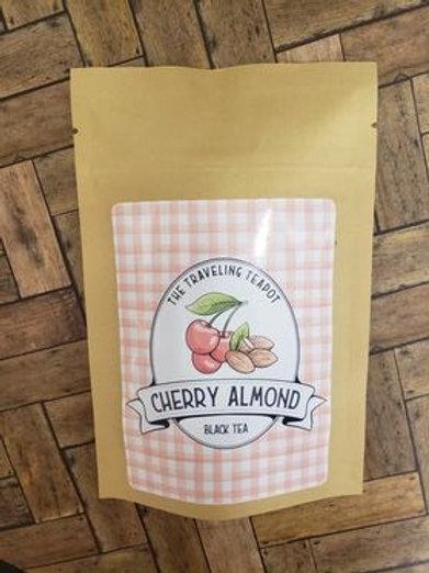 1oz tea - Cherry Almond