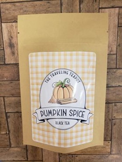 1oz tea - Pumpkin Spice