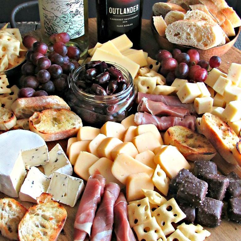 Charcuterie & Wine Pairing