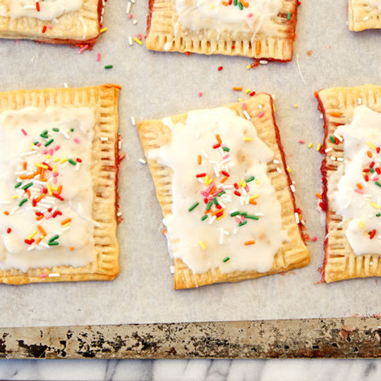 SOLD OUT - Pop Tarts Baking Class