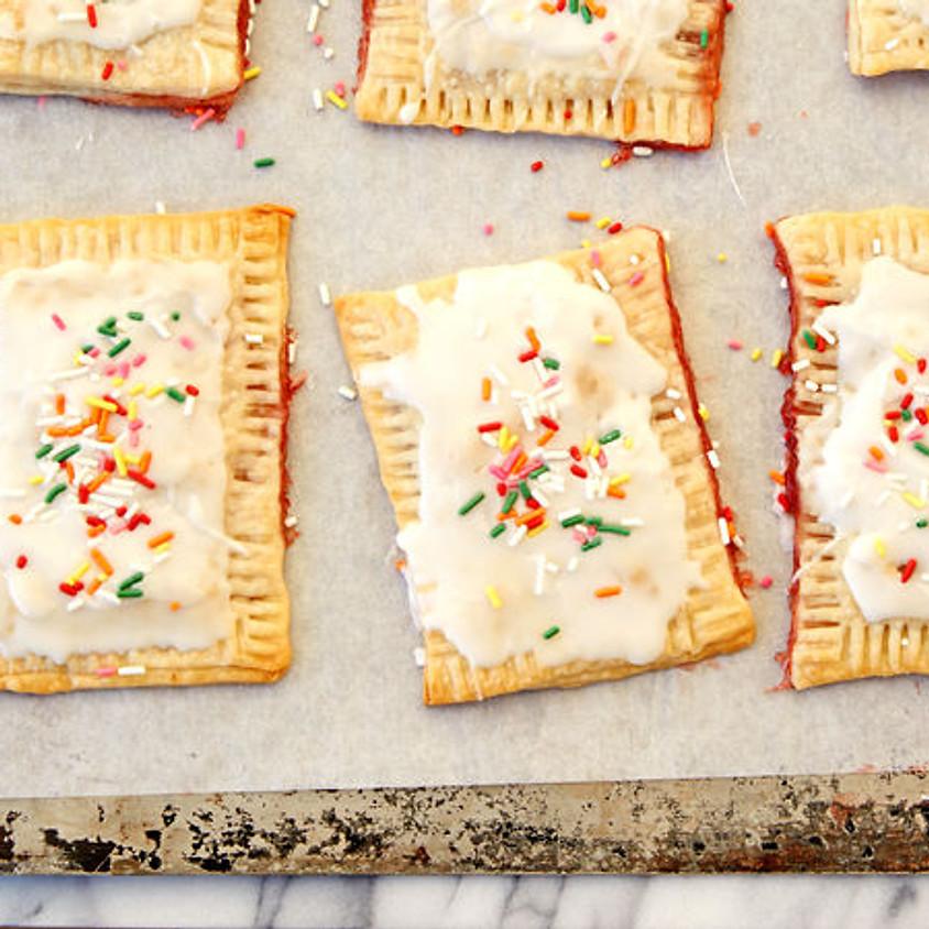 Pop Tarts Baking Class