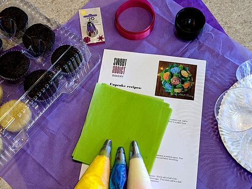 DIY Cupcake Bouquet Kit