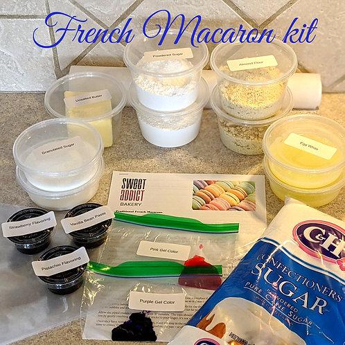 French Macaron kit