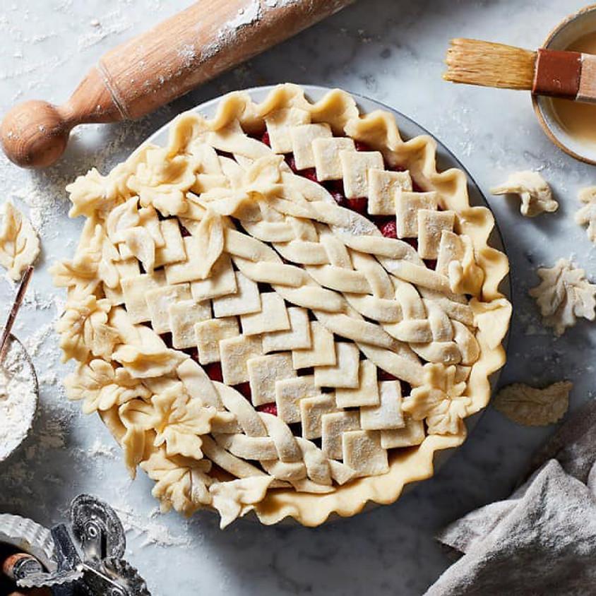 Pie Party - Baking Class