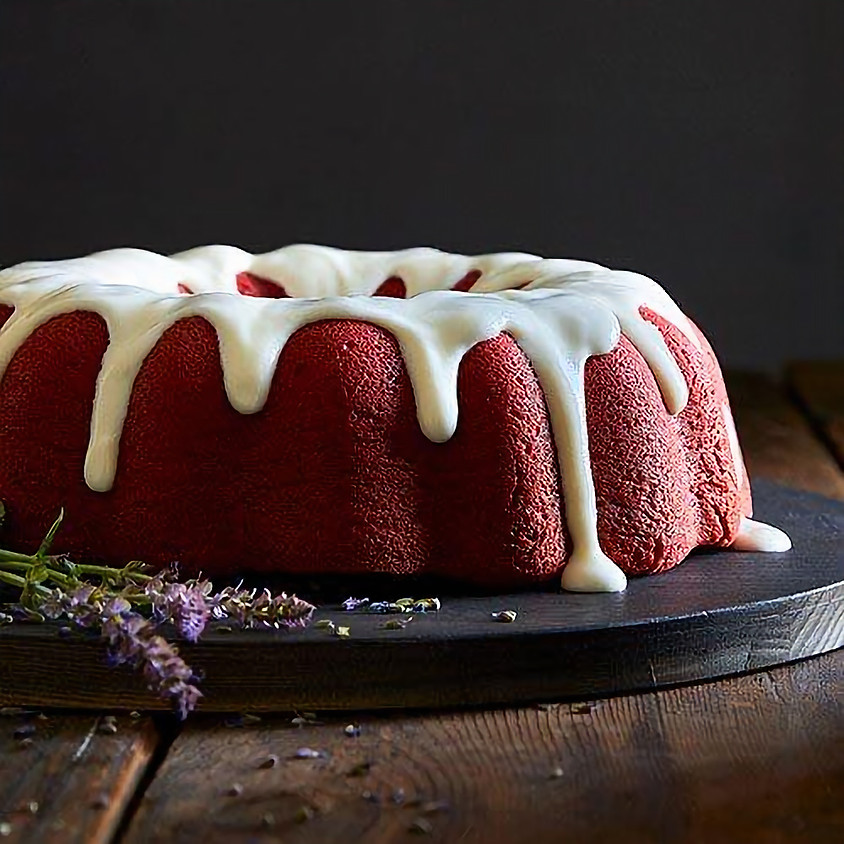 Red Velvet Cake Baking Class