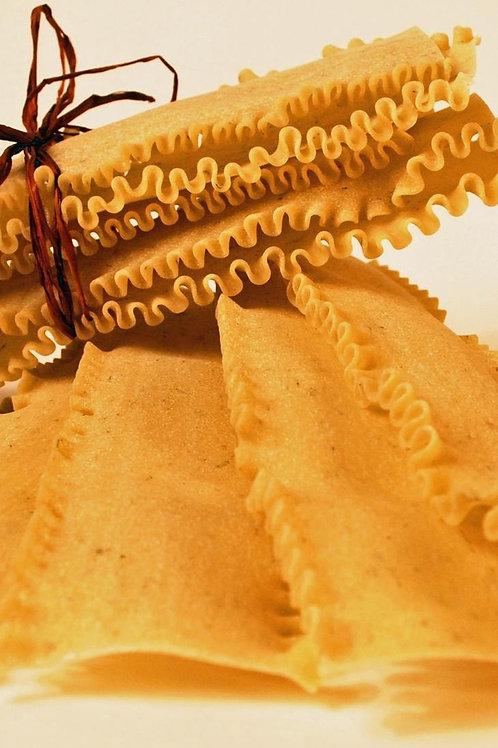 GLUTEN FREE PASTA-Garlic Chive Lasagna