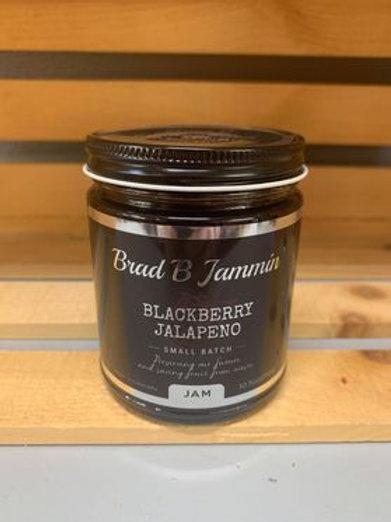 Small Batch Jam - Blackberry Jalapeño