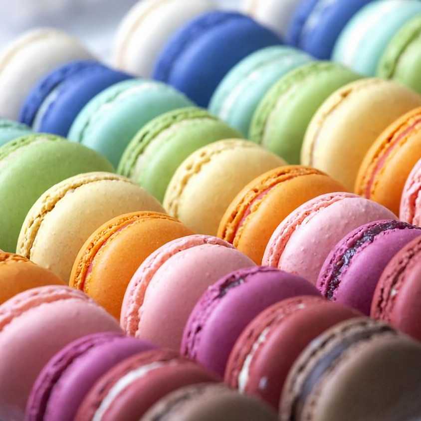 SOLD OUT - Traditional French Macarons Baking Class