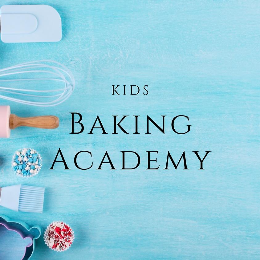 KIDS Spring Break Baking Academy (ages 6-10ish)
