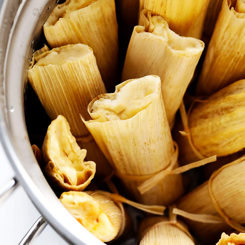 Tamales Cooking Class