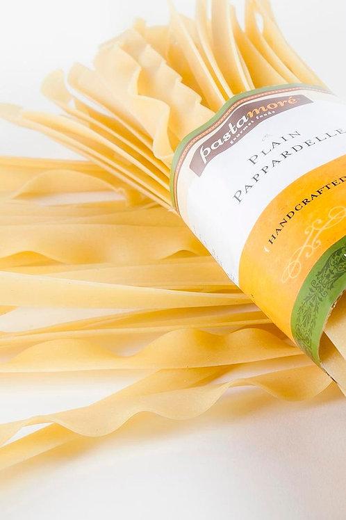 Plain Pappardelle Pasta