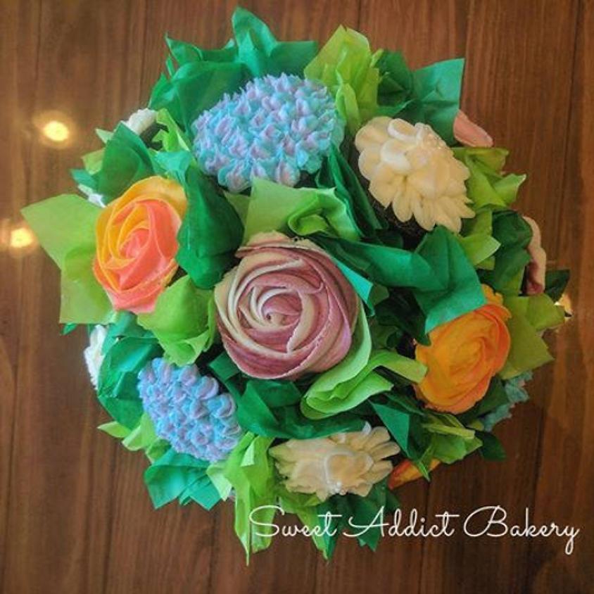 Cupcake Bouquet workshop 2-4pm