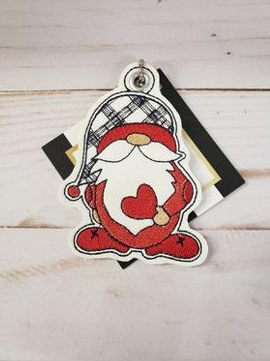 LOVE gnome keychain