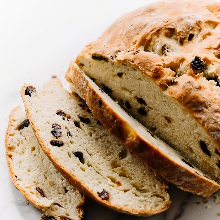 Online Irish Soda Bread Baking Class