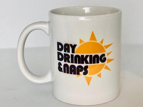 Mug - Day Drinking & Naps