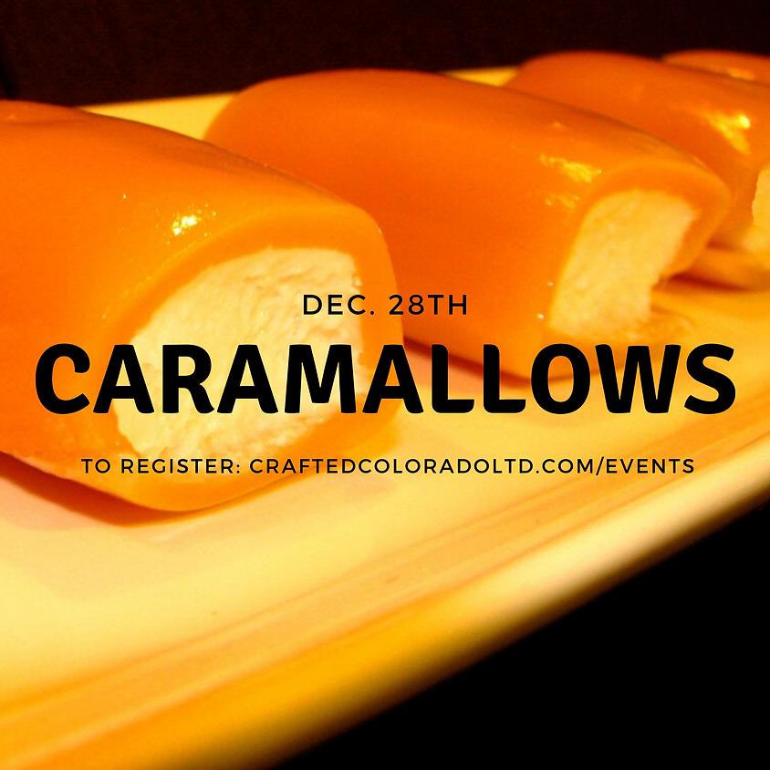 Caramel + Marshmallow = Caramallow!