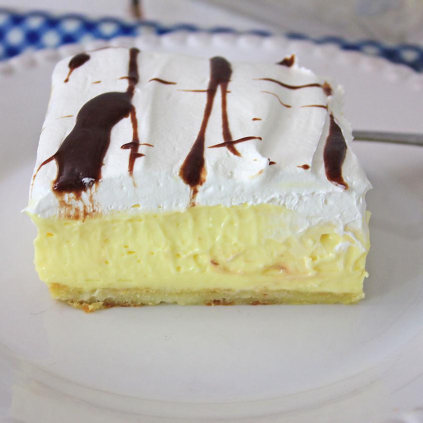 Eclair Cake Baking Class