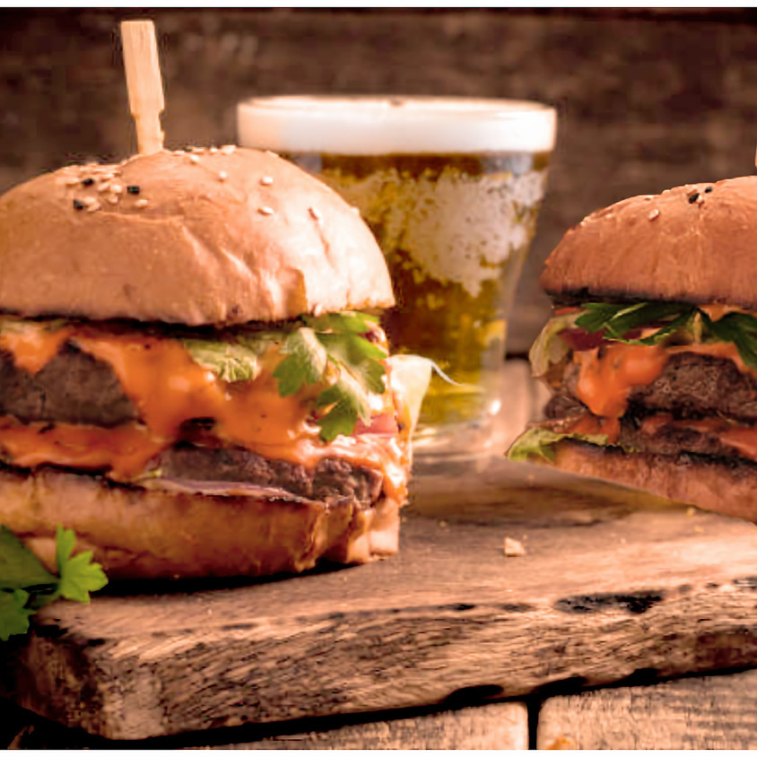 Craft Burgers and Beer (21+ only)