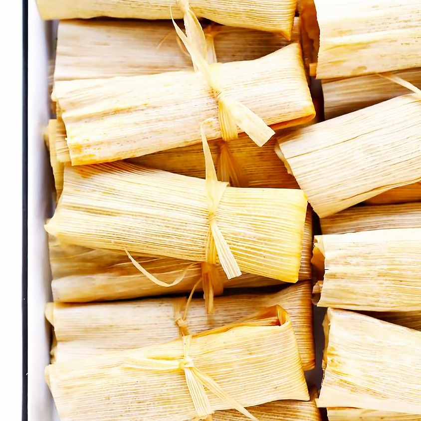 Tamales! Cooking Class