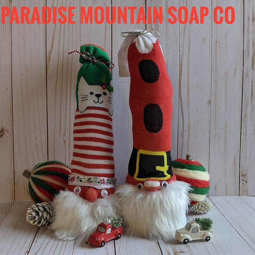 Christmas Sock Gnomes