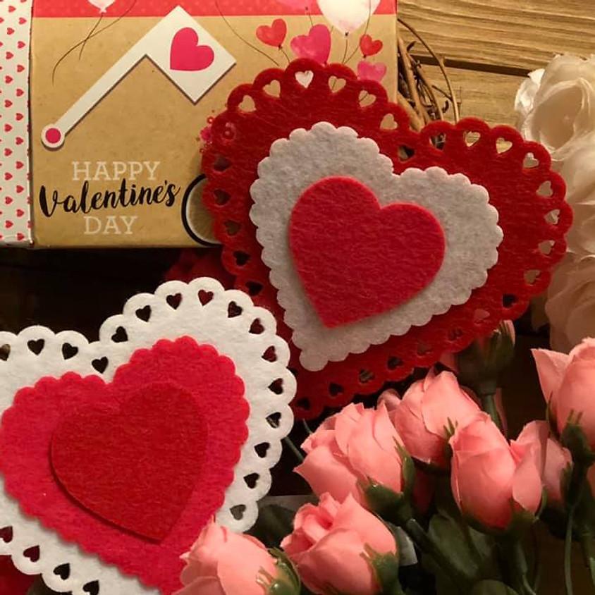 Valentine's Wreath making class