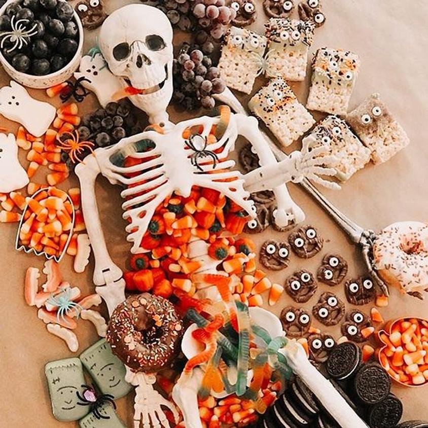 KID'S Halloween Dessert class
