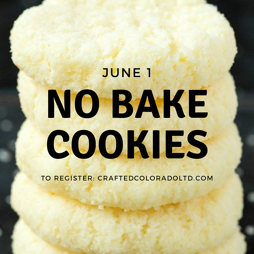 No - Bake Cookies class
