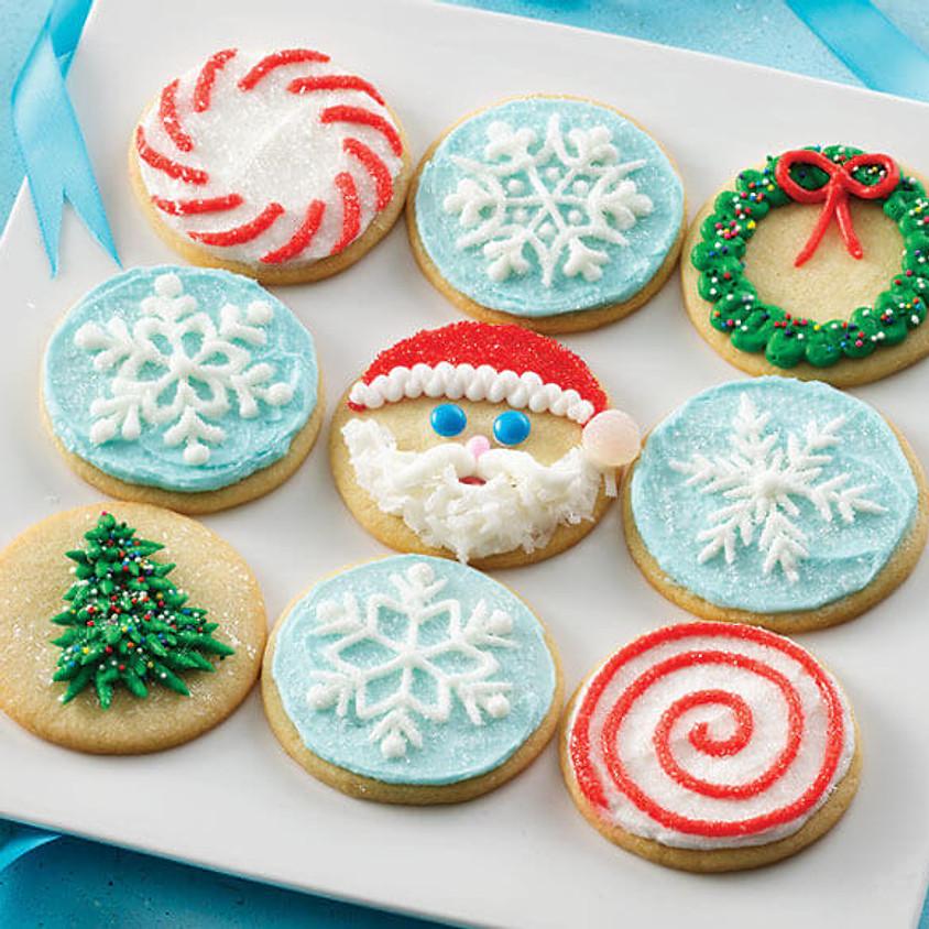 Kid's Christmas Dessert class