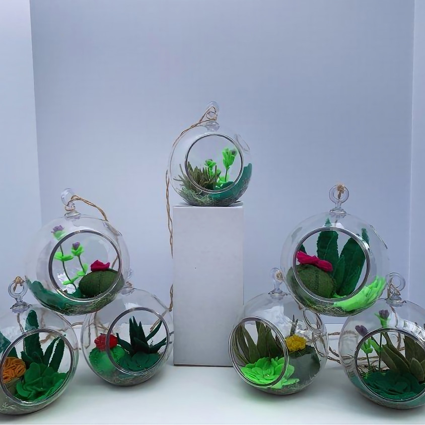 SOLD OUT - Make and Take Terrarium