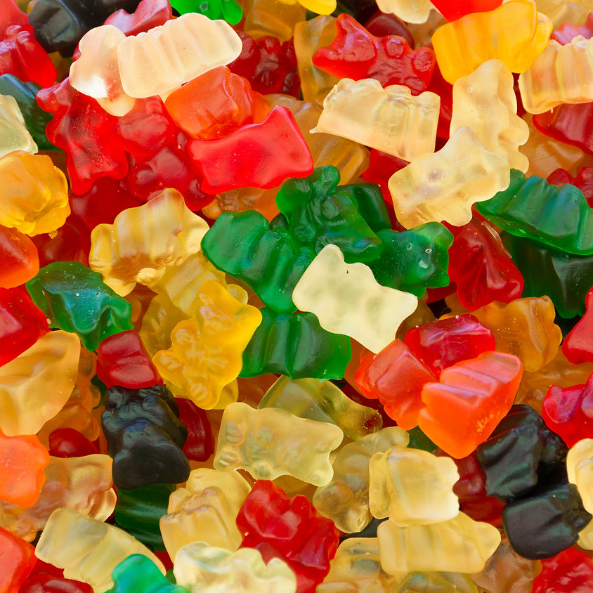 SOLD OUT - Kids Gummy Class (ages 6-10ish)