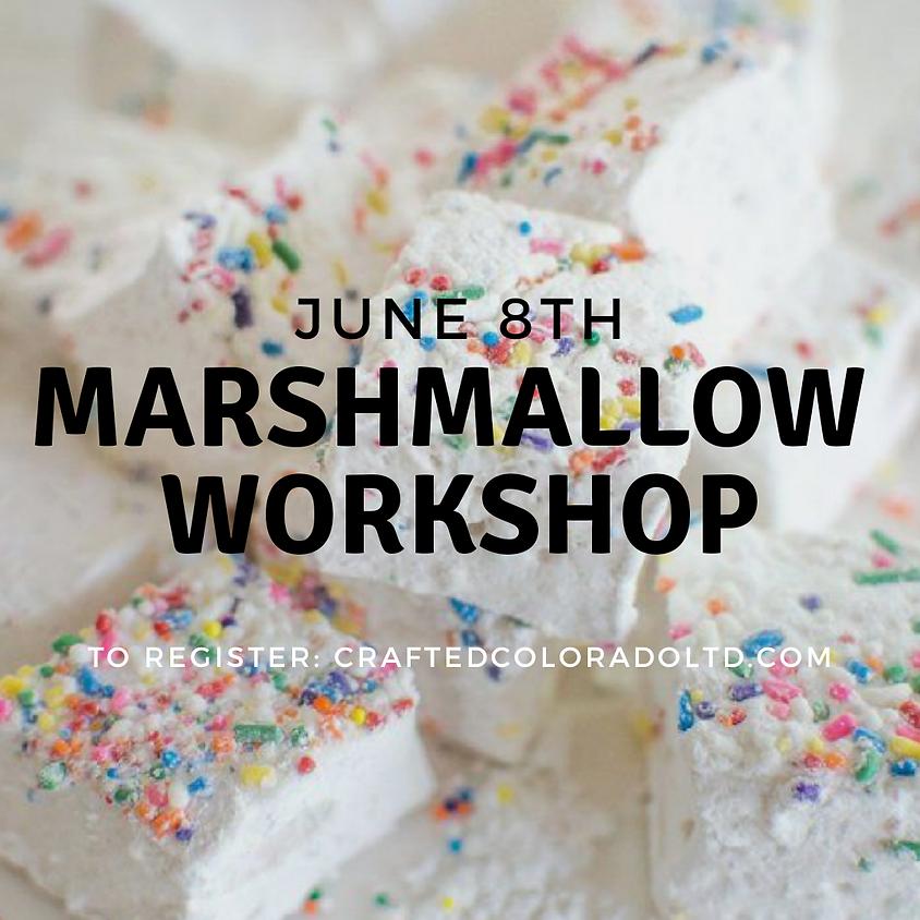 Flavored Marshmallow Workshop