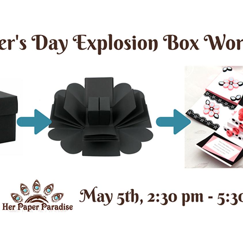 Paper Explosion Box