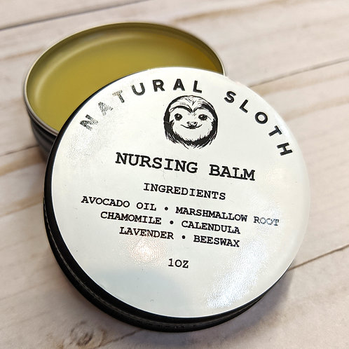 All Natural Nursing Balm