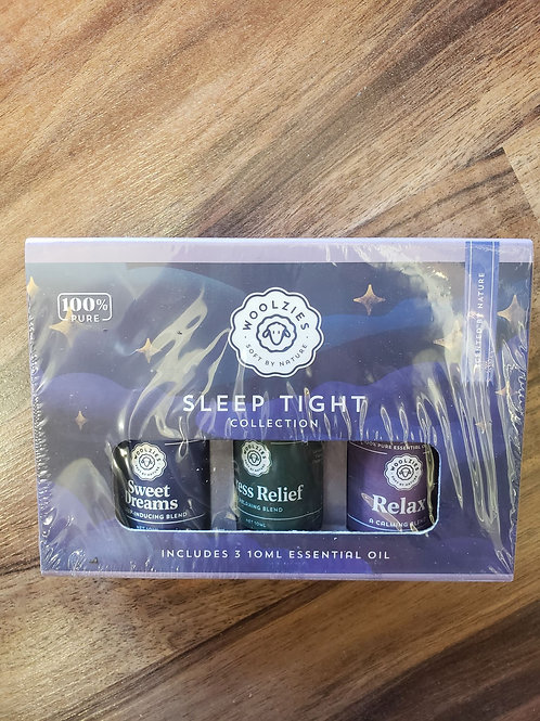 'Sleep Tight' Essential Oil Collection