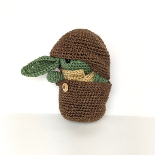The Child Crocheted Plushie