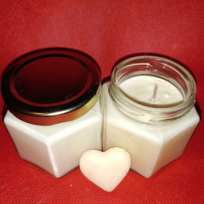 Valentine's Candle Class