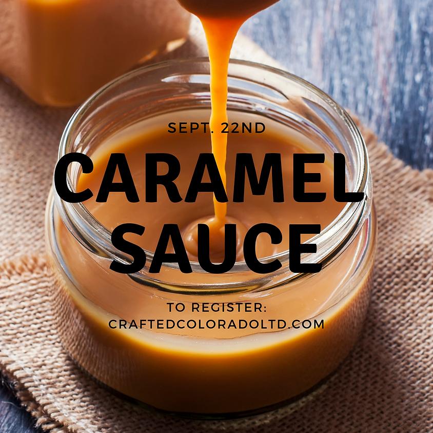 Gourmet Caramel Sauce