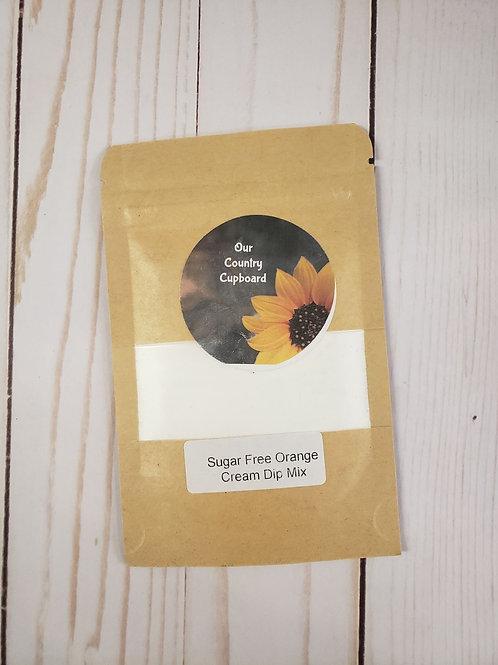 Gluten Free Seasoning - Sugar Orange Cream Dip