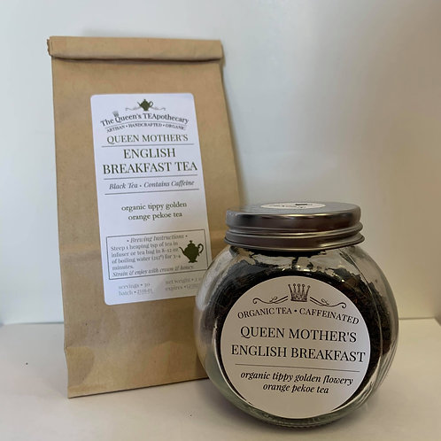 The Queen's TEApothecary English Breakfast Tea