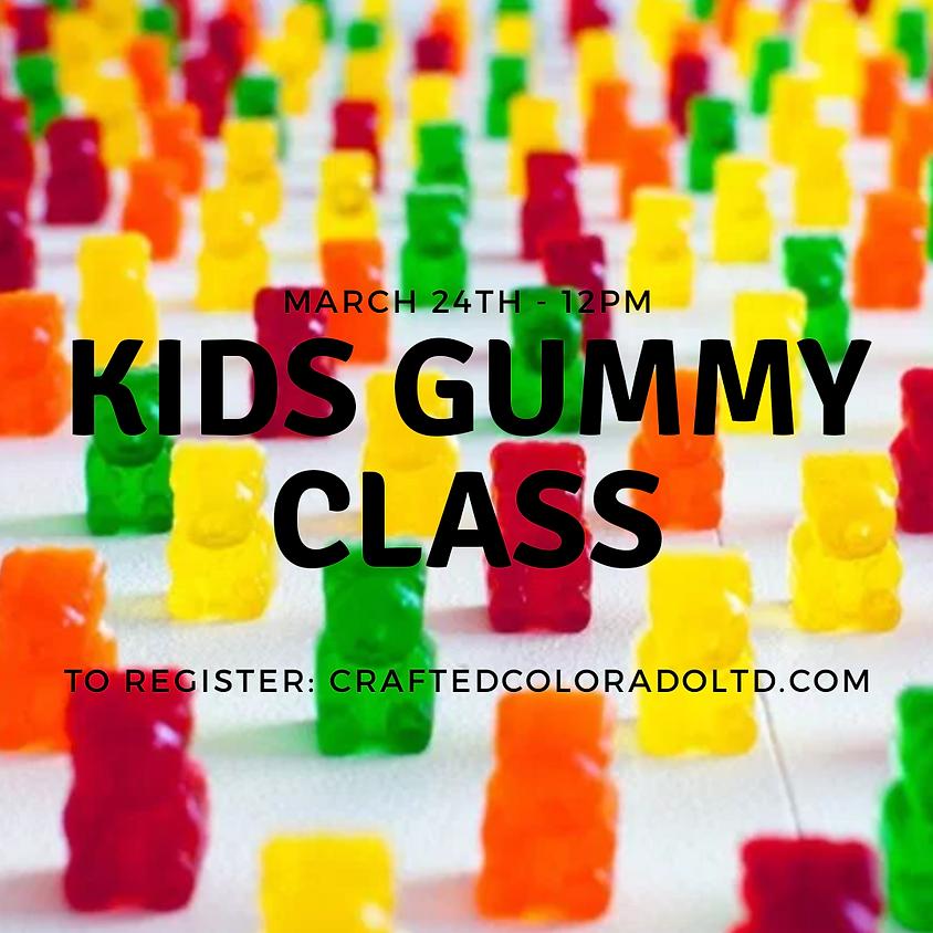Kids Gummy Class (ages 7-12ish)