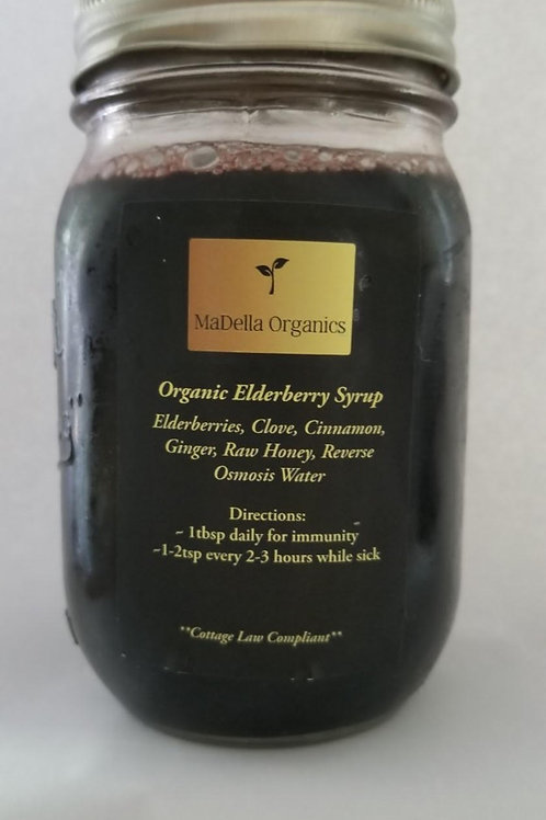 Elderberry Syrup-Local Pick Up and delivery only