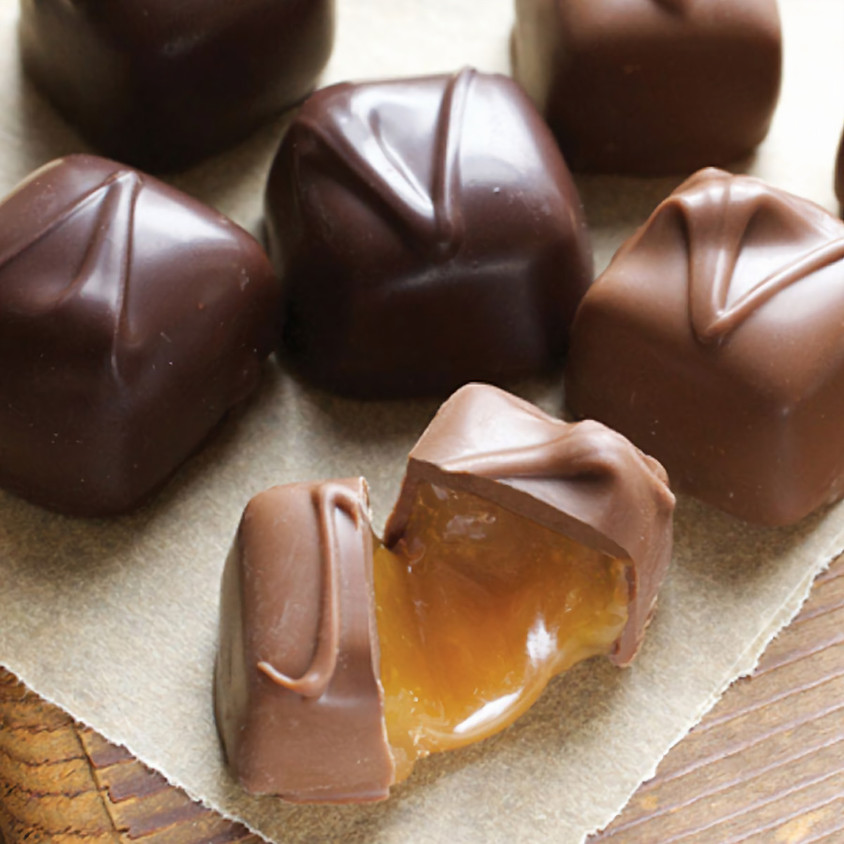 SOLD OUT - Chocolate Covered Caramels