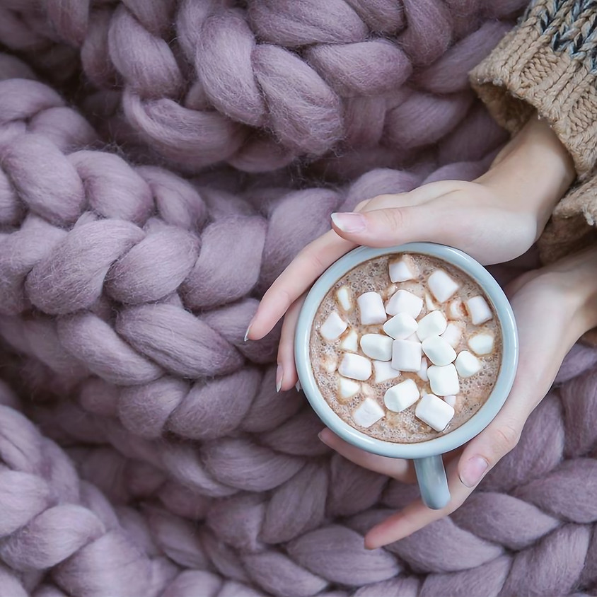 SOLD OUT - Chunky Blanket Making Workshop