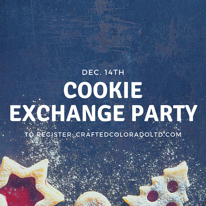Cookie Exchange Party! - a baking class