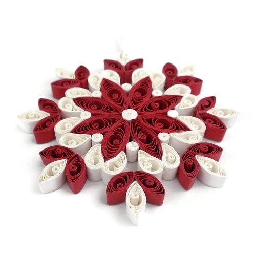 Snowflake Ornament DIY Kit