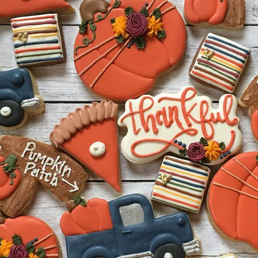 SOLD OUT - Fall Cookie Decorating